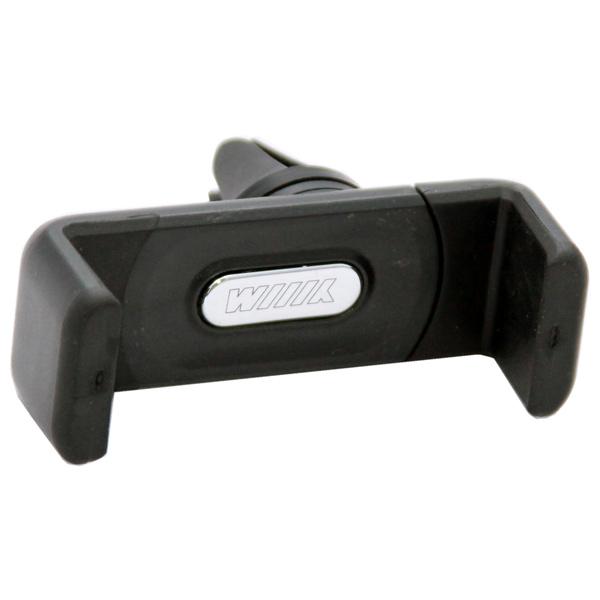 Автомобильный держатель Wiiix HT-11V черный