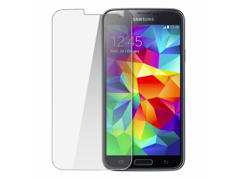 Защитное стекло Auzer AG-SSG 5 M для Samsung Galaxy S5 Mini statue of liberty pattern protective pu flip open case w strap card slots for samsung galaxy s5