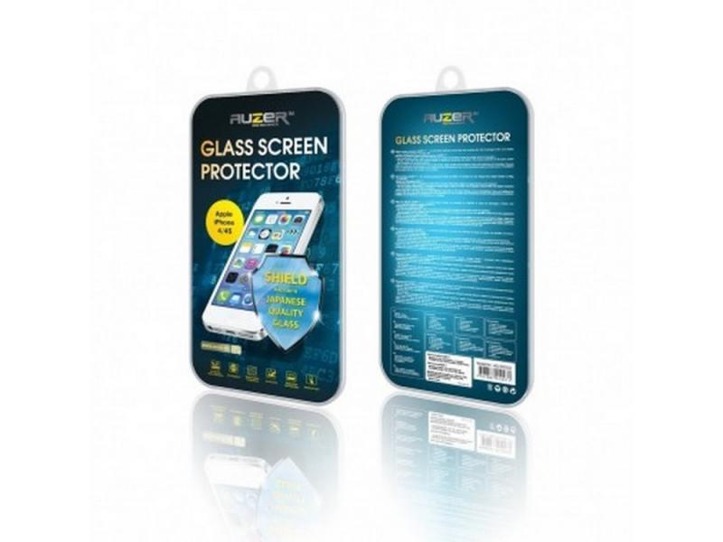 Защитное стекло Auzer AG-SS 6 для Samsung Galaxy S6 защитное стекло auzer ag shde для htc desire eye