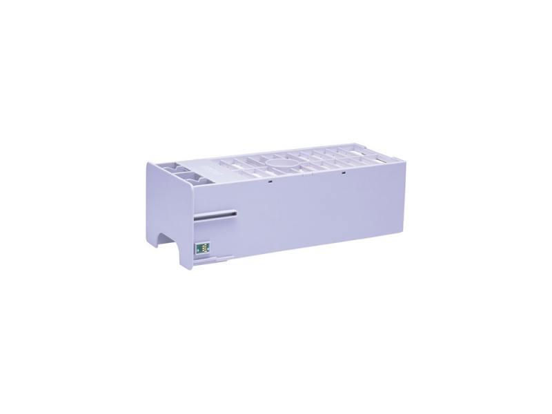 Впитывающая емкость C12C890191 EPSON Maintenance Tank для SP-7600/SP9600 2pc original new waste ink tank ink pad sponge maintenance box for epson t1110 t1100 me1100 b1100 1100 l1300 tray porous pad