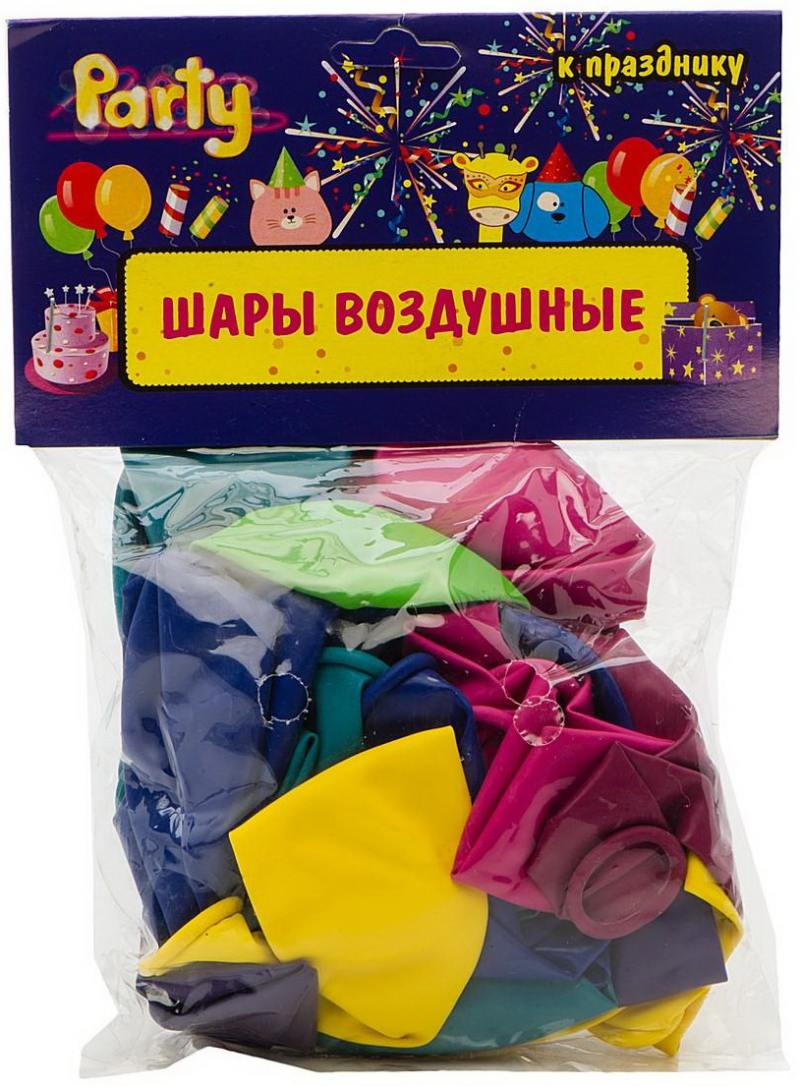 Набор шаров Action! API0049/M 20 шт 30 см набор шаров выпуклые стекло 6шт 80мм сапфировый
