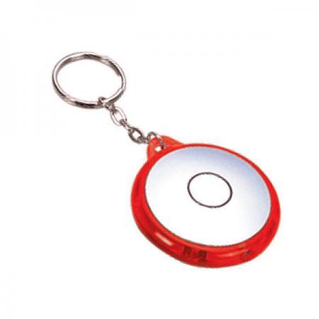 Фото - Брелок-фонарик, пластик, красный брелок многофункциональный hi tech dt 377