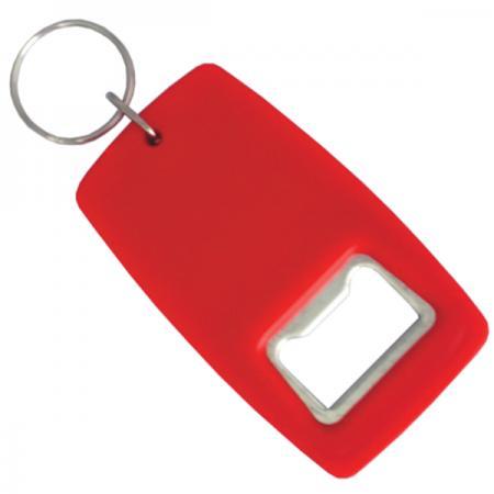 Открывашка-брелок, красный цена
