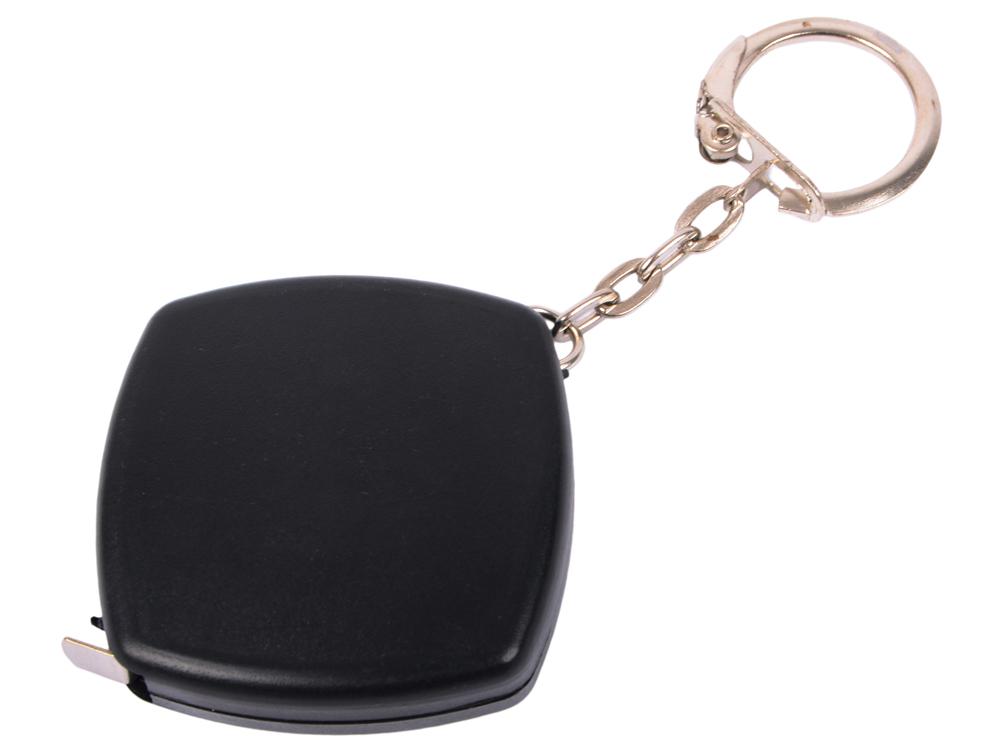 Фото - Брелок-рулетка, пластик, Black брелок многофункциональный hi tech dt 377