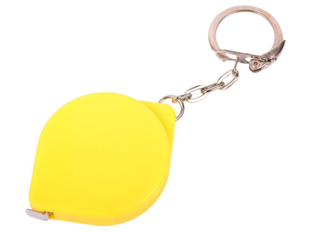 все цены на Брелок-рулетка, пласт., желт.