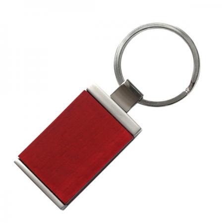 Брелок, комбинированный, красный цена