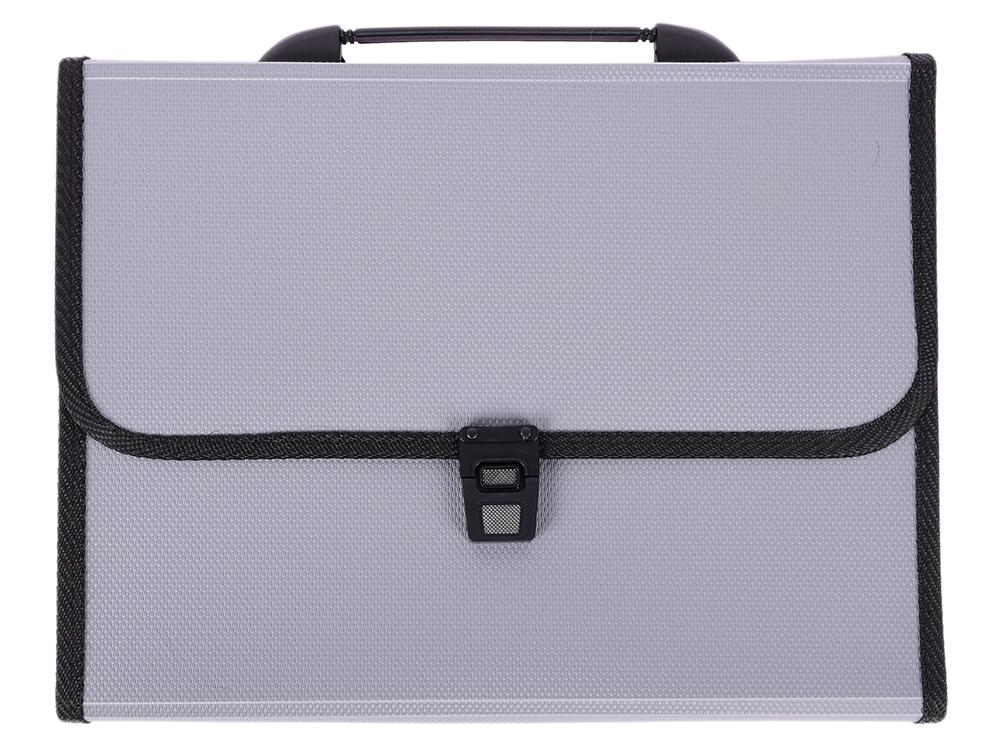 Папка - портфель с эргономичной ручкой на 13 отделений, ассорти