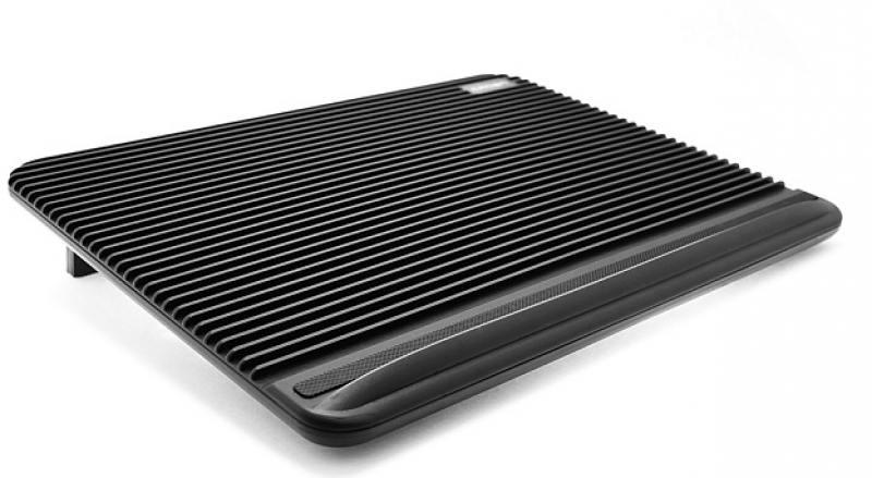 Подставка для ноутбука 17 Crown CMLC-1101 320x430x40mm USB черный