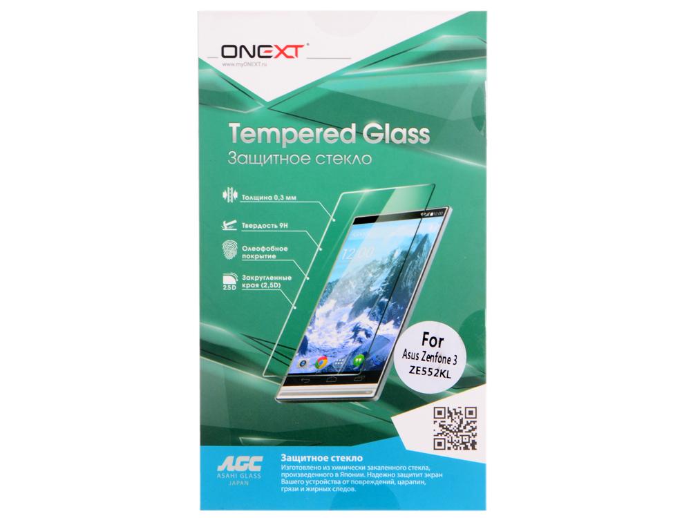 Защитное стекло Onext для телефона Asus Zenfone 3 ZE552KL