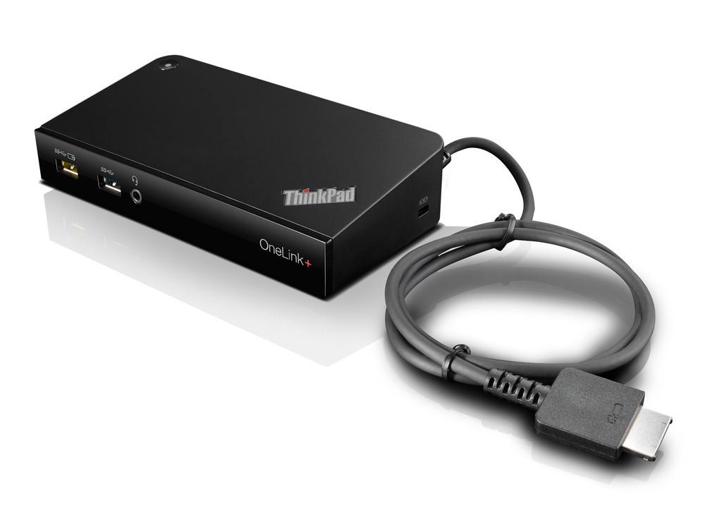 Док-станция Lenovo ThinkPad Onelink+ Dock 40A40090EU