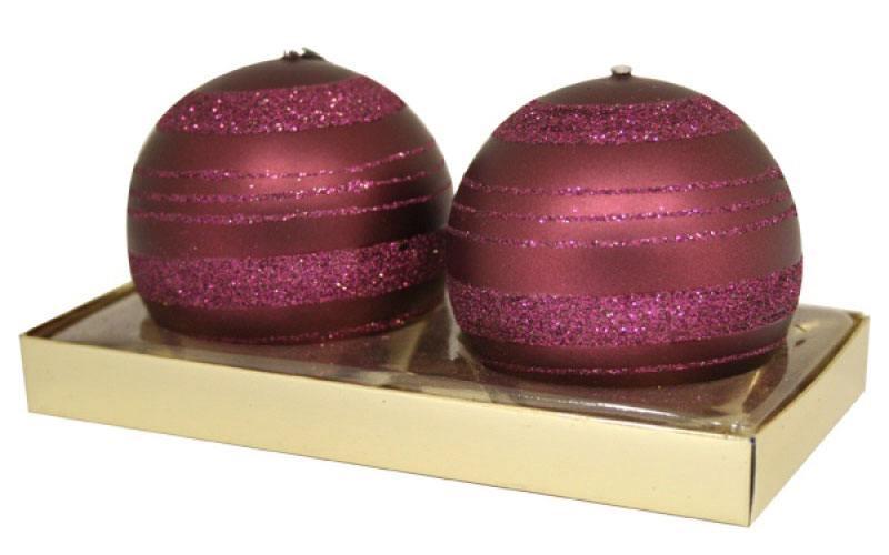 Набор свечей Golden Gift CS1080 2 шт 6 см набор свечей для торта классика 24 шт 6см с держателями