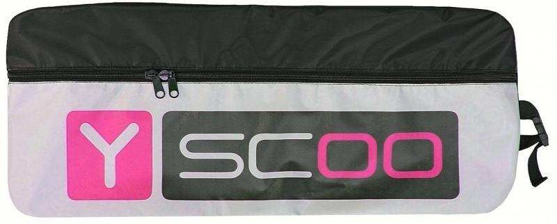 Сумка-чехол Y-SCOO 180 для самоката розовый 5100 princesas y villanos tulua