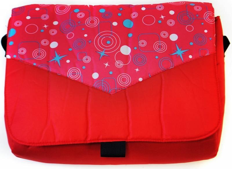 Сумка на санимобиль RT 5002 красный чехол для снегокатов rt 2712 н д красный белый мех ткань