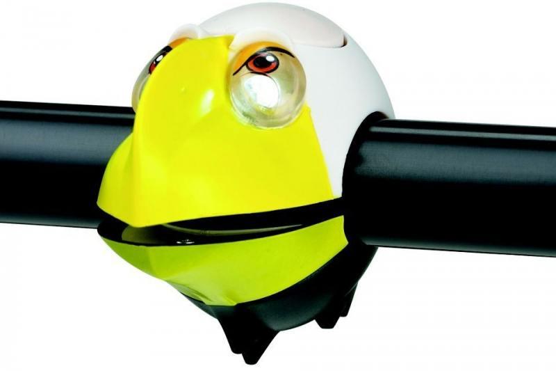 Фонарик Crazy Stuff Eagle light с брелком-фонариком разноцветный 320240