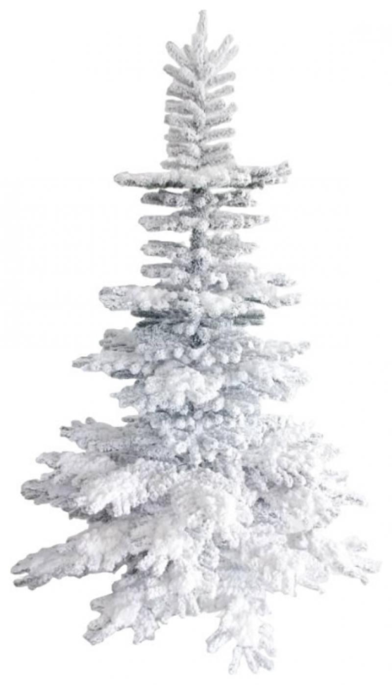 Елка сильно заснеженная,120 см ель winter wings n03183 заснеженная белый 120 см