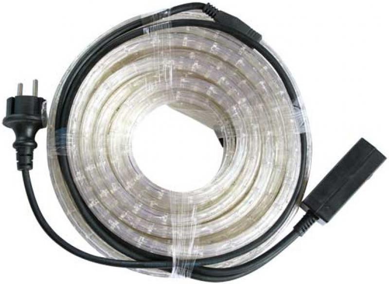 Гирлянда электр. дюралайт, разноцв., прямоуг. сечение, 22 мм, 9 м, 4-жильный, LED,648 ламп, с контро вал гибкий с вибронаконечником 4 м 32 мм t электр type champion c1702