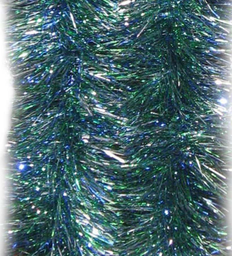 Мишура разноцветная, зелено-синяя, блестящая, 100 мм, длина 2 м 100% original mean well epp 100 27 27v 2 8a meanwell epp 100 27v 75 6w single output with pfc function [real1]