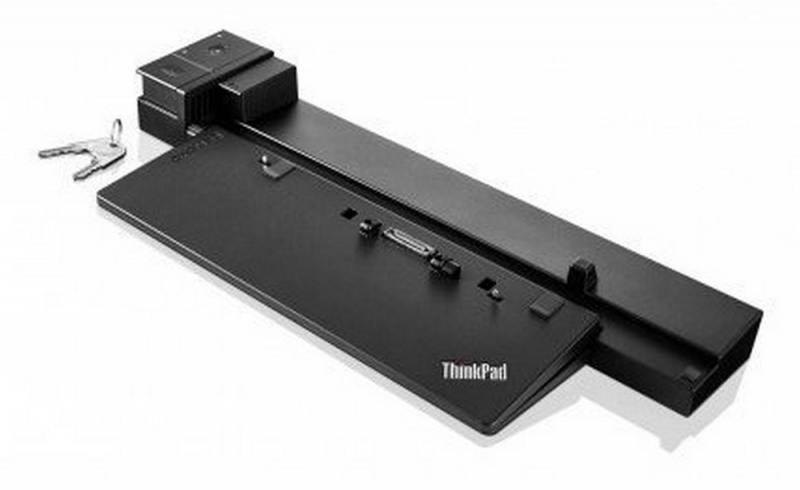 Док-станция Lenovo ThinkPad Workstation Dock для P50 P70 40A50230EU new original for lenovo thinkpad p70 p50 us english backlit backlight keyboard teclado 00pa288 00pa370 sn20k85114