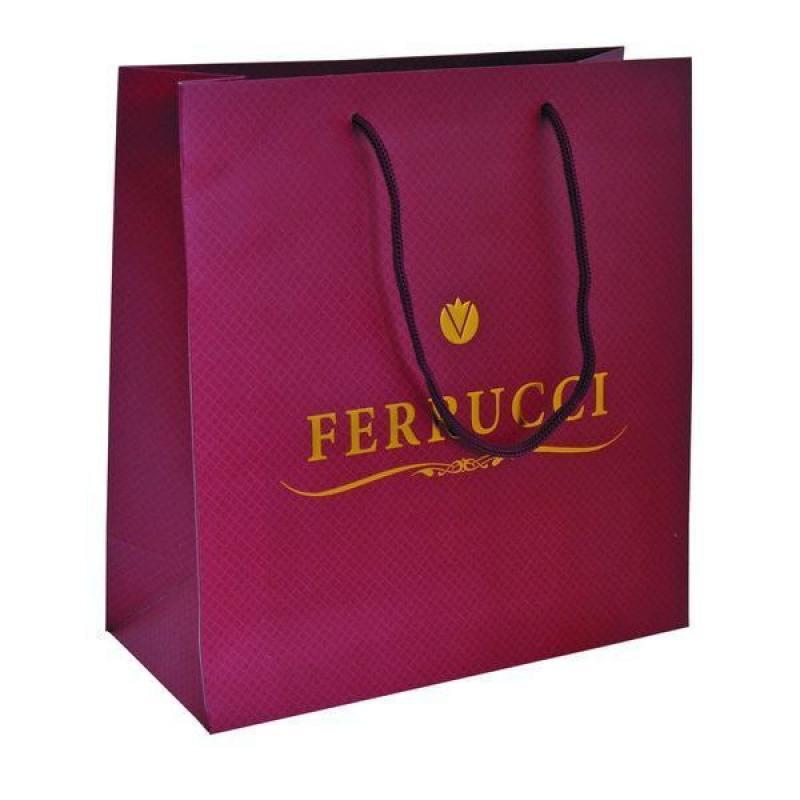 Пакет подарочный Golden Gift FLAVIO FERRUCCI 1 шт 25 см FF-BAG002