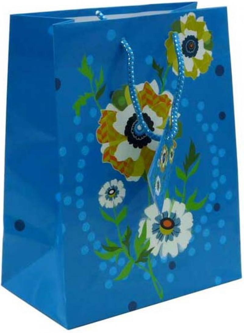 Пакет подарочный Golden Gift BG1341 17,8 х 22,9 х 9,8 см пакет подарочный love you forever крафт 30 х 40 х 12 5 см синий