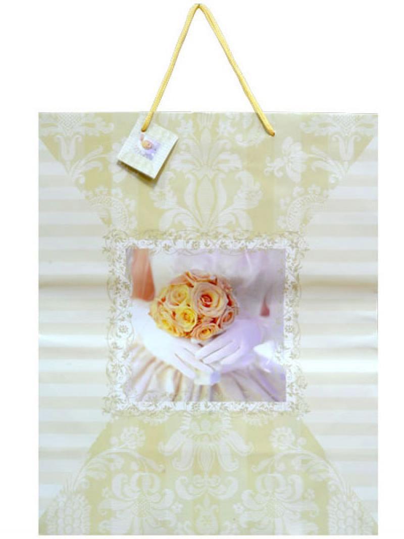 Пакет подарочный Golden Gift BG1280/A 1 шт 55х40х20 см набор свечей golden gift cs1080 2 шт 6 см