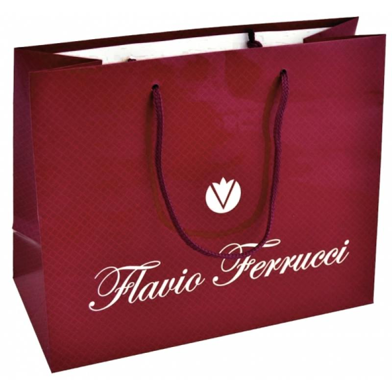 Пакет подарочный Golden Gift FLAVIO FERRUCCI 1 шт 22х18х10 см FF-BAG001 набор свечей golden gift cs1080 2 шт 6 см