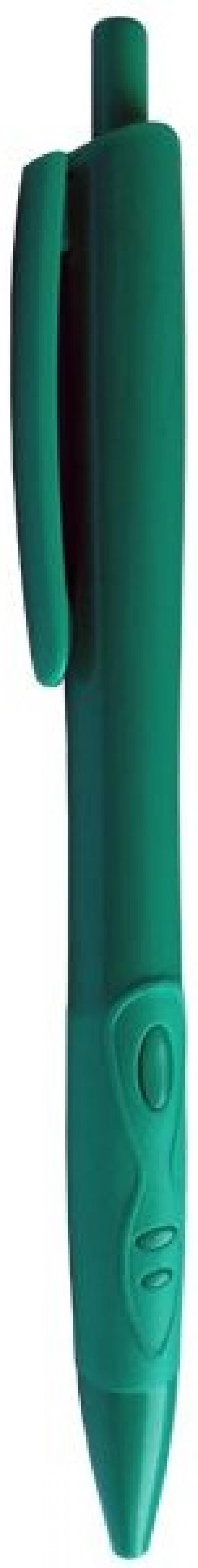 Шариковая ручка автоматическая Index Vinson зеленый 0.7 мм IBP416/GN IBP416/GN шариковая ручка автоматическая index vinson красный 0 7 мм ibp416 rd ibp416 rd
