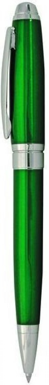 Шариковая ручка поворотная Index IMWT1137/GN/бшк синий 0.5 мм IMWT1137/GN/бшк