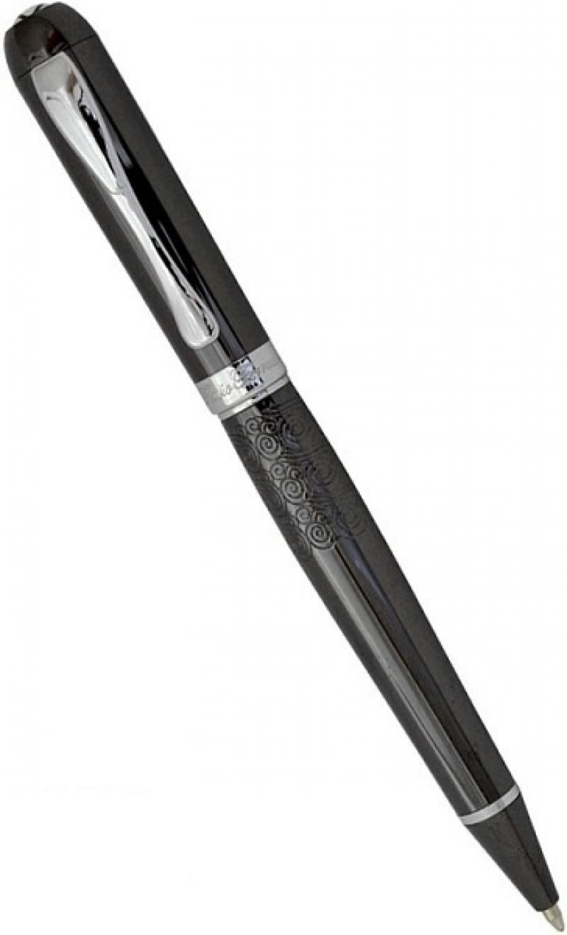 Шариковая ручка поворотная Flavio Ferrucci Merletto синий FF-BP1211 корпус с гравировкой FF-BP1211 lucky ff 718 duo с зимним датчиком