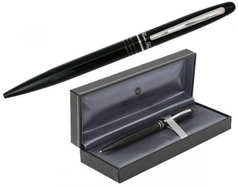 Шариковая ручка поворотная Flavio Ferrucci Moderno синий FF-BP4012 FF-BP4012 exterm ff 1620