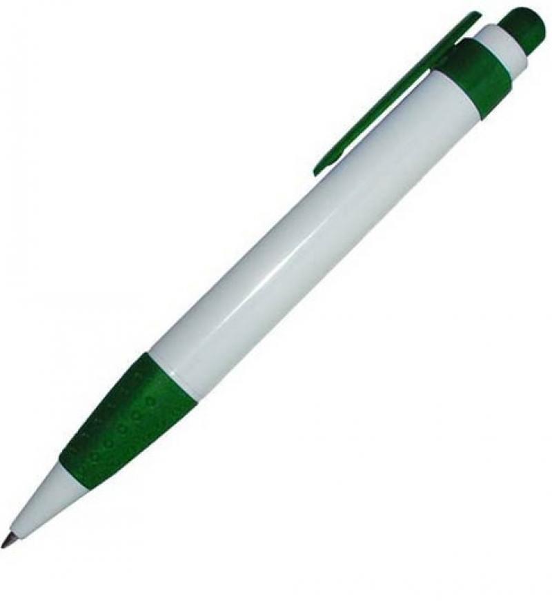 Шариковая ручка автоматическая SPONSOR SLP036-GN синий 0.7 мм SLP036-GN