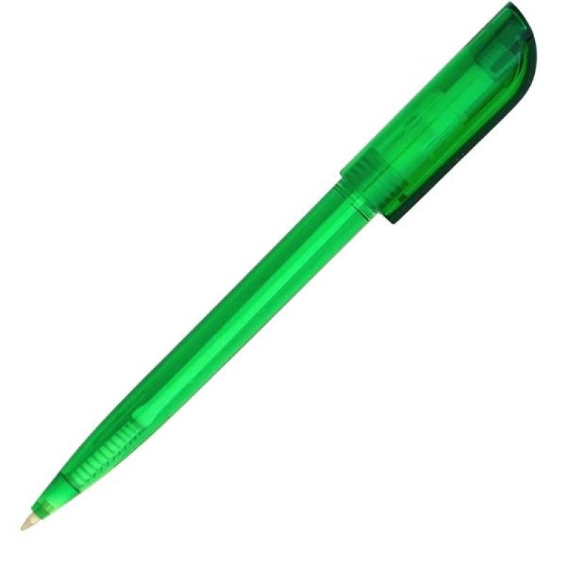 Шариковая ручка автоматическая SPONSOR SLP031/GN синий 0.7 мм