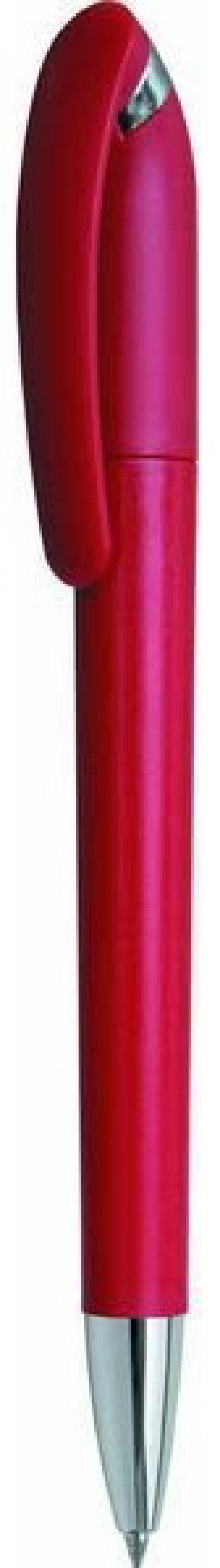 Шариковая ручка автоматическая Index APPLICA синий 0.5 мм IBP302/RD IBP302/RD канцелярия index точилка автоматическая