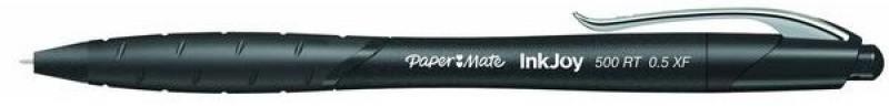 Шариковая ручка автоматическая Paper Mate INKJOY 500 0.5 мм PM-S0961010 PM-S0961010 thermal cash register paper printing paper white 80mm