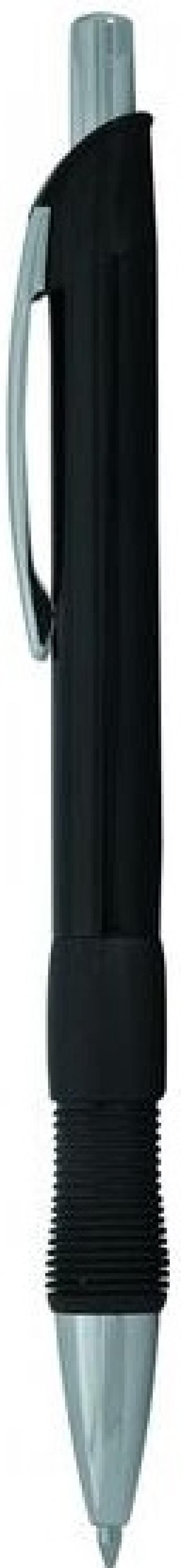 Шариковая ручка автоматическая Index IMWT1132/BK/бшк синий 0.5 мм IMWT1132/BK/бшк канцелярия index точилка автоматическая