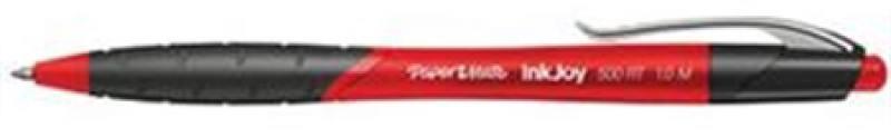 Шариковая ручка автоматическая Paper Mate INKJOY 500 красный 1 мм PM-S0960000 PM-S0960000