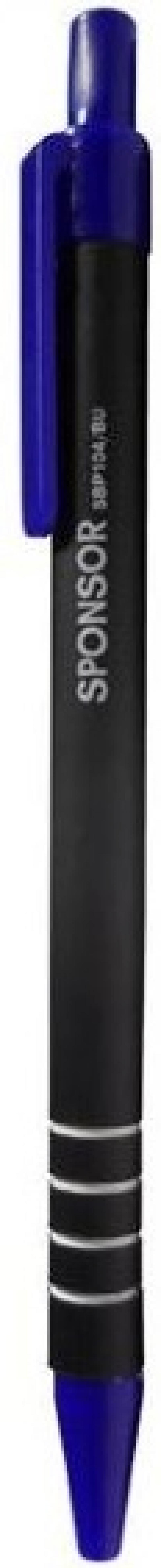 Шариковая ручка автоматическая SPONSOR SBP104/BU синий 0.7 мм SBP104/BU metal stereo earphones super bass headphone with microphone