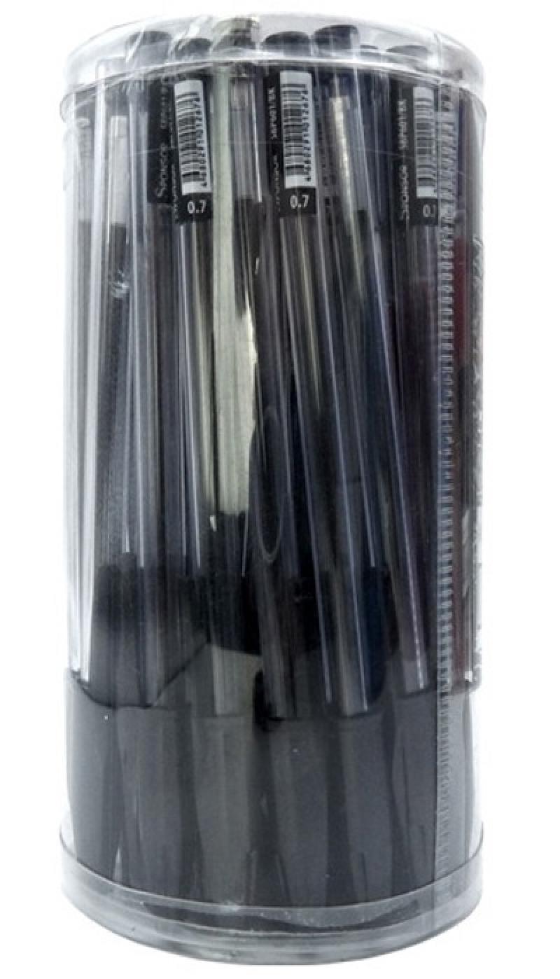 Шариковая ручка SPONSOR SBP601/BK черный 0.7 мм SBP601/BK