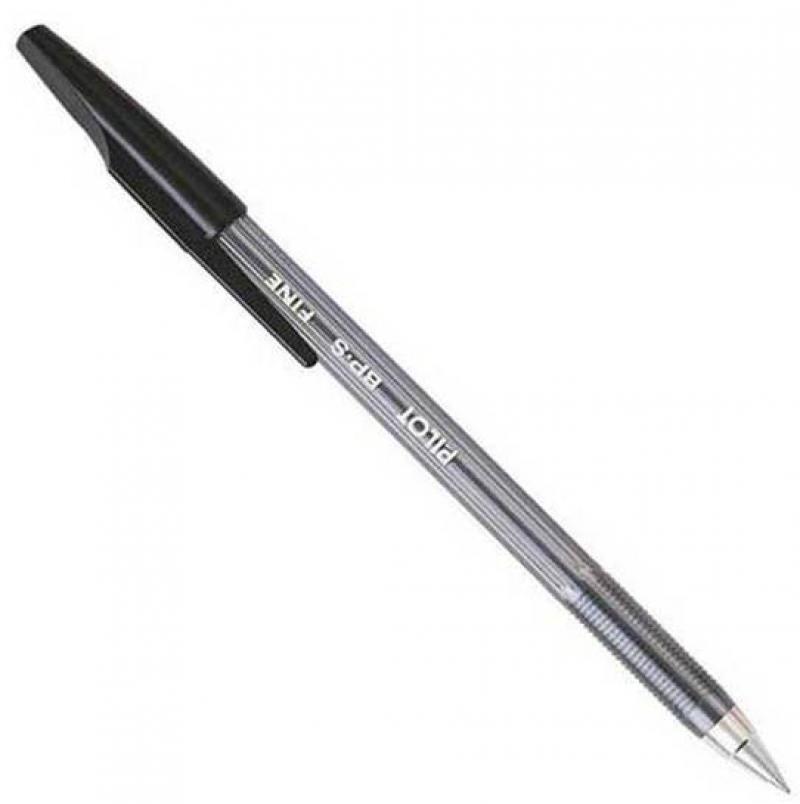Шариковая ручка Pilot BP-SF-B черный 0.3 мм BP-SF-B bic kids ручка шариковая bp clic boy blu