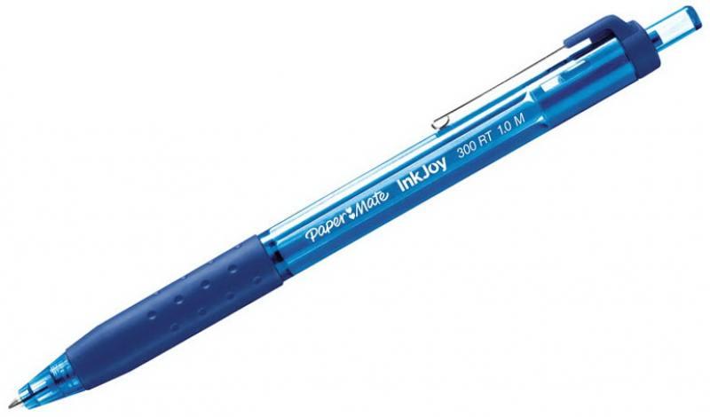 Ручка шариковая INK JOY 300 ,с кнопочным механизмом, синий PM-S0959920