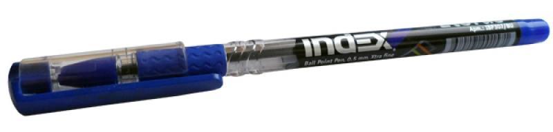 Шариковая ручка Index Elbrus синий 0.5 мм IBP307/BU IBP307/BU