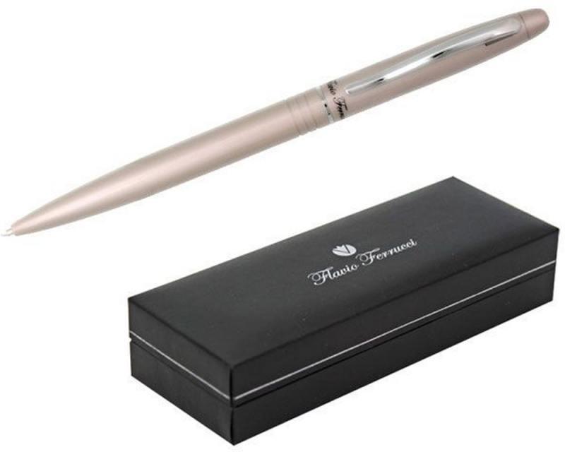Фото - Ручка Шариковая Moderno, матовый серебристо-кремовый корпус, хромированые детали FF-BP4011 пневматические детали mindman mcma 11 32 100