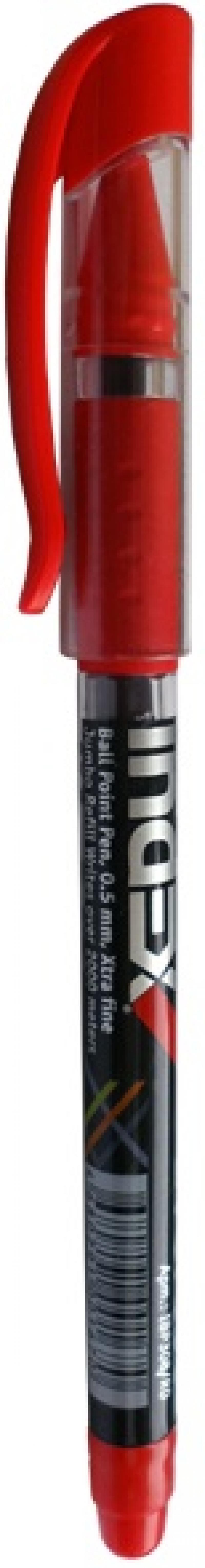 Шариковая ручка Index Everest красный 0.5 мм IBP308/RD IBP308/RD grance grance rd 02
