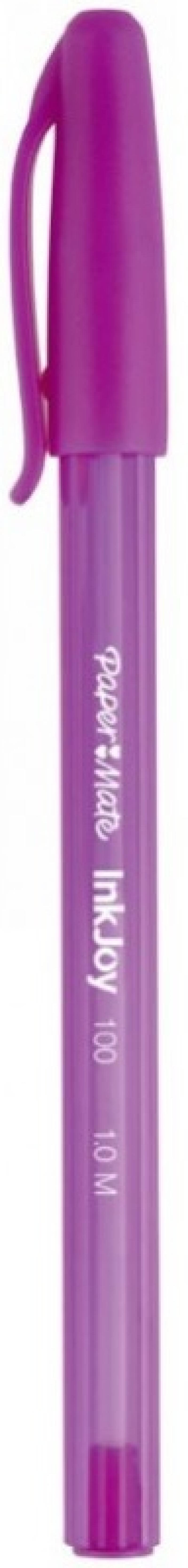 Шариковая ручка Paper Mate InkJoy 100 розовый 1 мм PM-S0977320 PM-S0977320
