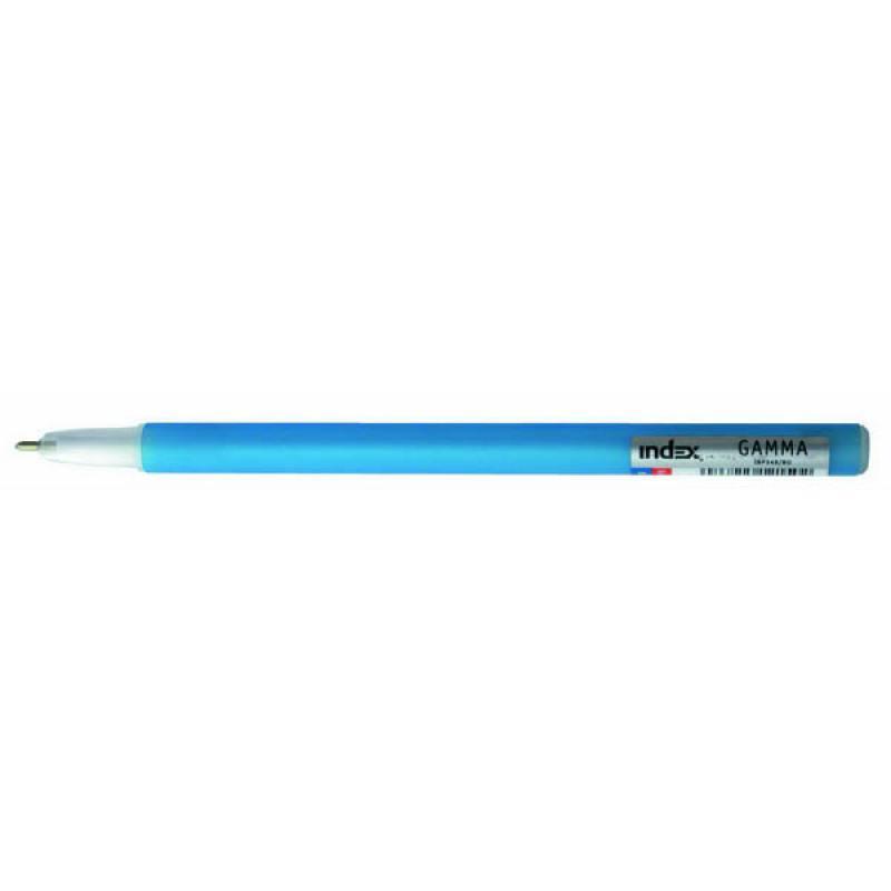 Набор шариковых ручек Index IBP339/5 5 шт синий 1 мм набор шариковых ручек автоматическая