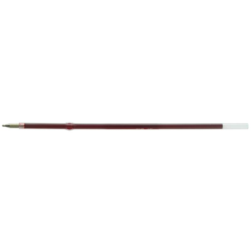 Стержень для шариковой авторучки IBP602, длина 110 мм, масляные чернила, 0,7 мм, красный IBR605/RD chigu красный 45 мм