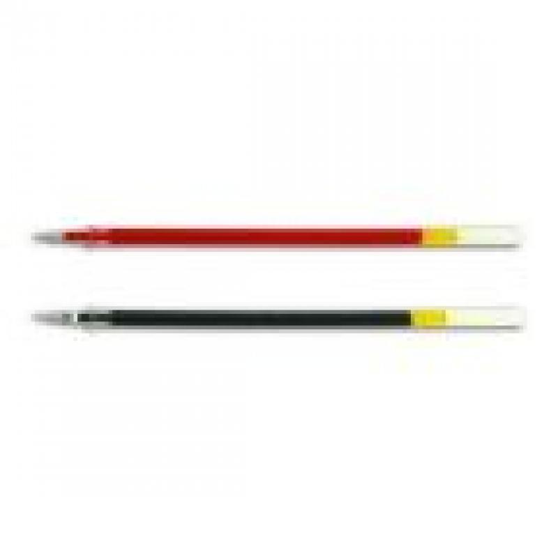 Стержень для гелевой ручки igp103,113,104,114,106,116,107,117, длина 132 мм, 0,5 мм, красный, инд. п