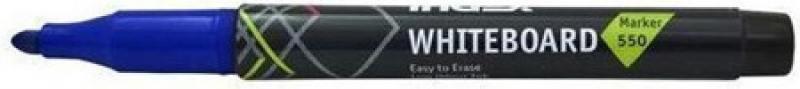 Маркер для доски Index IMW550/BU 4 мм синий IMW550/BU маркер для доски centropen 8569 1ч 4 6 мм черный