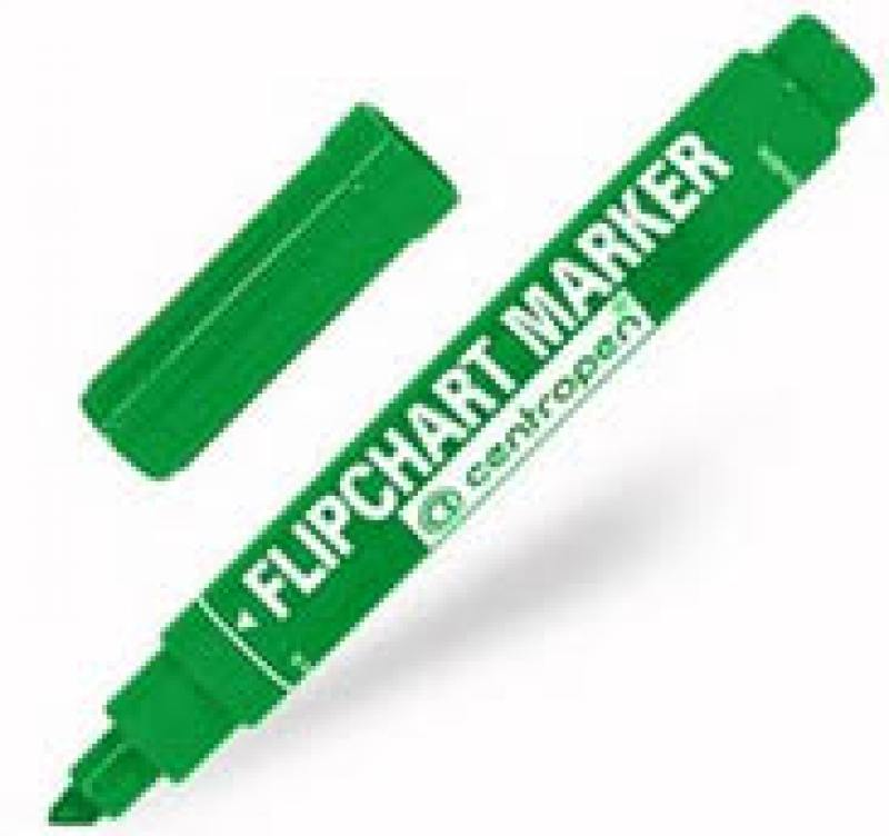 Маркер Centropen FLIPCHART 4.6 мм зеленый 8560/1З 8560/1З термобелье комплект мужской craft baselayer цвет черный серый 1905332 999975 размер xl 50
