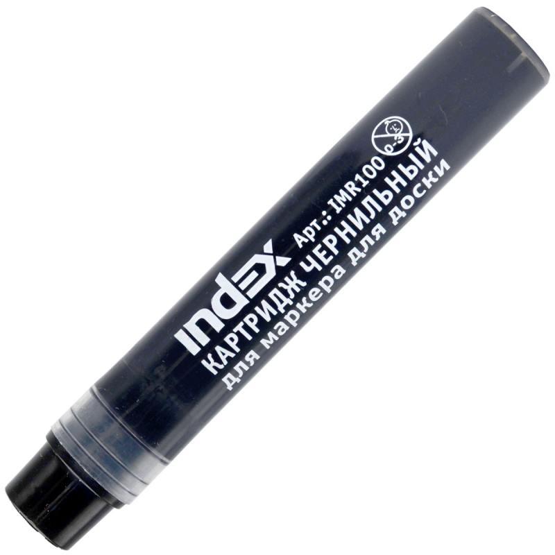 Картинка для Стержень для маркера для доски Index IMR100/BK черный